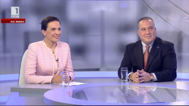 Антония Първанова и Слави Бинев с дебат за европейската ни съдба