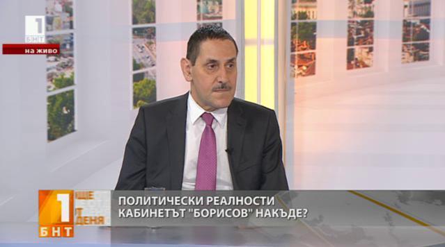 Разговор с Константин Пенчев