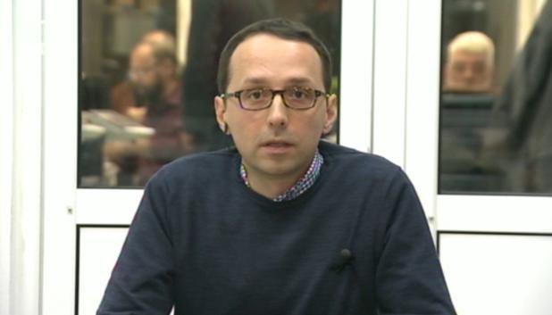 В рубриката Първа страница - коментар на Алексей Лазаров