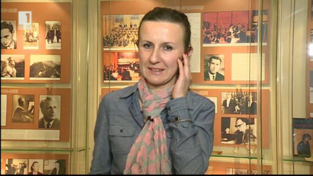 Гласове от ефира: Валерия Николова