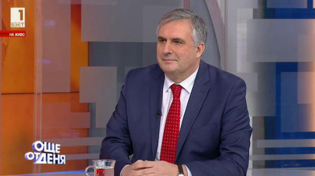 Ивайло Калфин: Ще дадем път на младите в АБВ