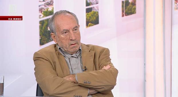 Алекс Алексиев: Турция е на прага на гражданска война