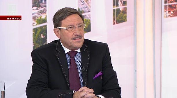 Президентът на ICCO Максим Бехар - гост в Още от деня
