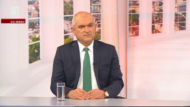 Димитър Главчев: Реформа трябва да има навсякъде в администрацията