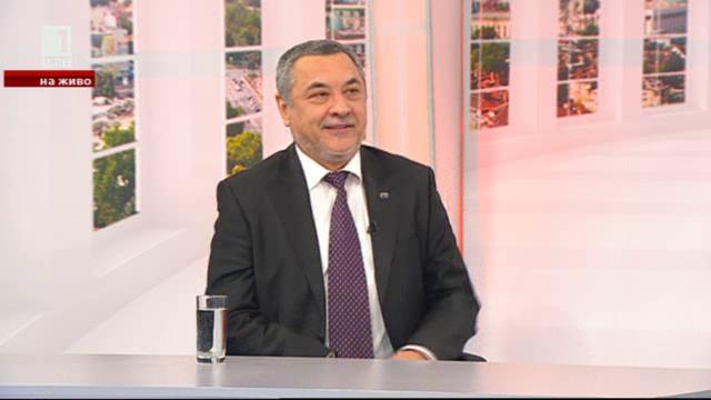 Валери Симеонов: Винаги сме готови да подадем ръка на всеки, който иска да работи за България