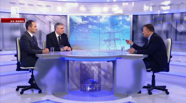 Андрей Ковачев и Ивайло Калфин в дебат за политиката на Европейския съюз и интересите на страната ни