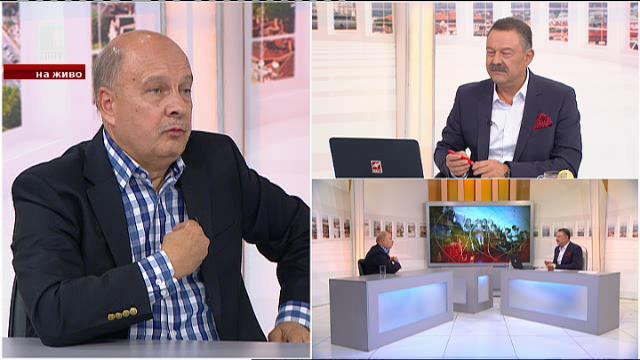Георги Марков: Западна Европа ни тласка към европейско-ислямски съюз