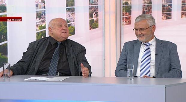 Трябва ли да има депутатски имунитет? Разговор с Минчо Спасов и Марин Марковски