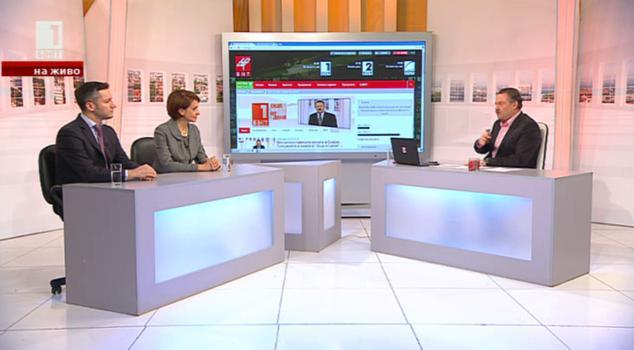 Високопоставени визити в София - коментират бившите външни министри Нейнски и Вигенин