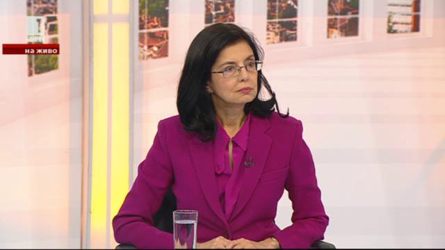 Меглена Кунева: Без Шенген България ще губи икономически