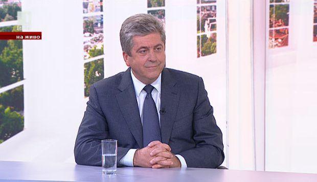 Георги Първанов: Масово се купува вотът