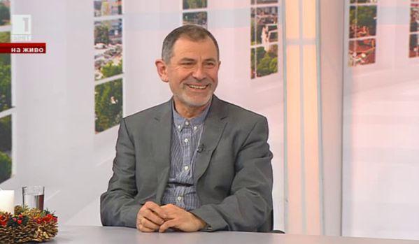 Интервю с Методи Андреев