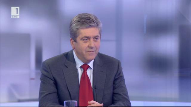 Георги Първанов: Изборният кодекс е много близо до завещаното от Фидосова