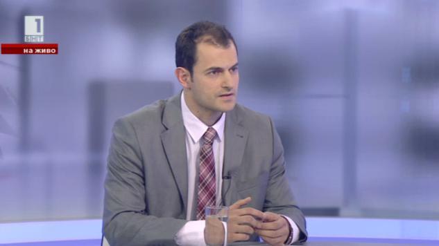 За гласуването в чужбина – разговор с Красимир Божанов