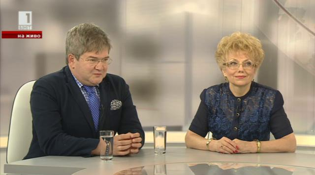 Разговор с Валерия Велева и Борислав Зюмбюлев
