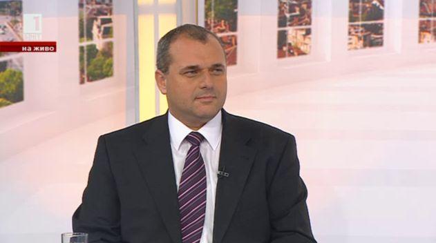 Искрен Веселинов от Патриотичен фронт за консултациите с ГЕРБ