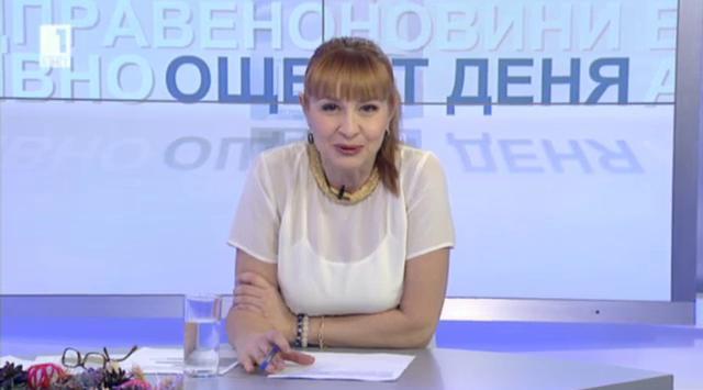 Още от деня с Милена Цветанска - 16 декември 2013