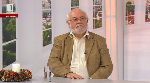 Константин Тренчев: Проблемът е, че не се борим с ментетата