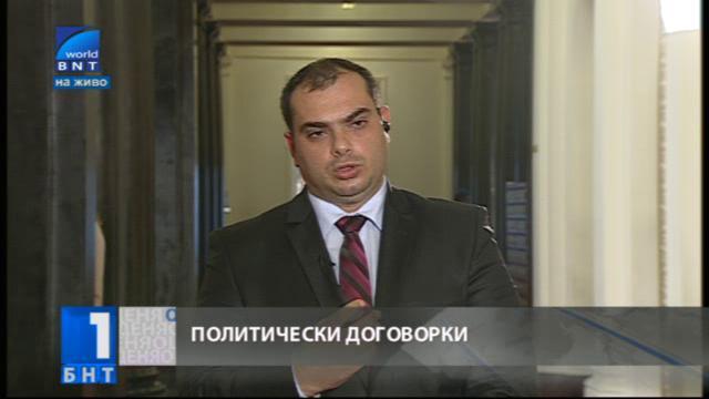 Филип Попов: ГЕРБ бягат от отговорност