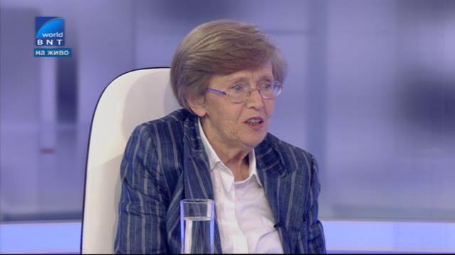 Христина Вучева: Банковата ни система е стабилна