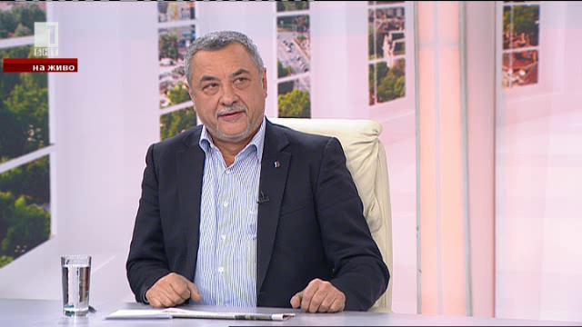 Симеонов: България да остане извън конфликта. Ние нямаме интереси в Сирия