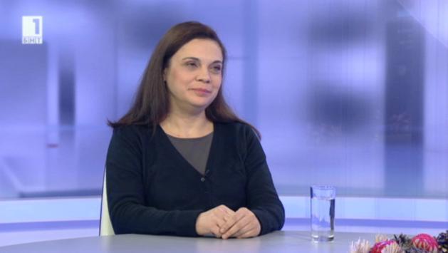 Геновева Петрова с анализ на данните от последното проучване на Алфа рисърч