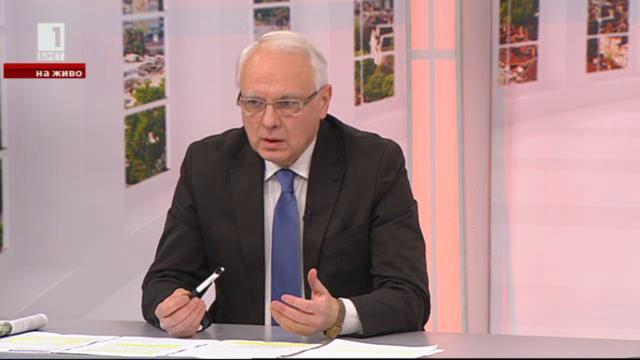 Велизар Енчев: Хората искат нова радикална партия