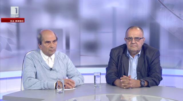 Разединението ни е силата - разговор с Божидар Димитров и Михаил Неделчев