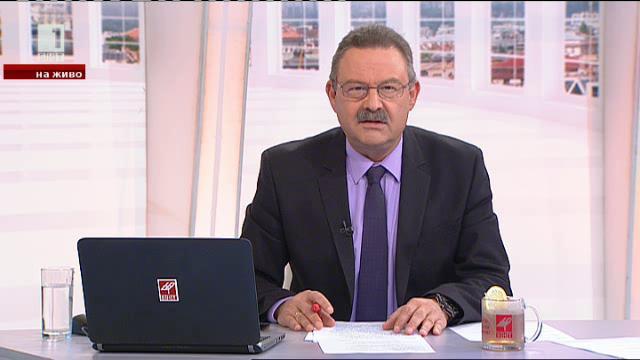 Конституционни неизвестни - гостува Радан Кънев