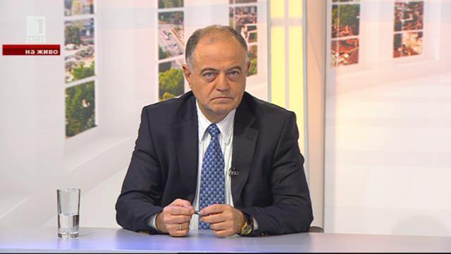 Атанас Атанасов за законопроектите в сектора за сигурност