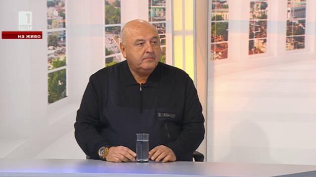 Венци Стефанов: Националният селекционер трябва да е чужденец