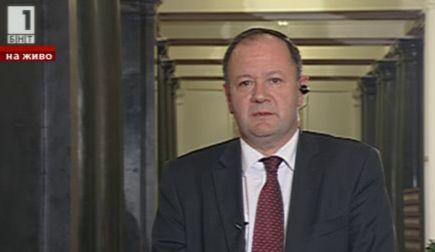 Михаил Миков: Бюджет 2015 не съдържа капани, а санкции