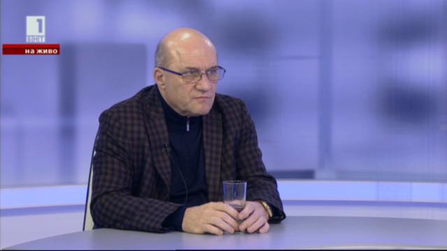 Родната полиция ни пази - разговор с генерал Васил Василев