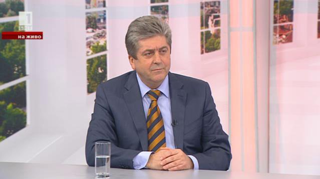 Първанов: Ако има дефицит, той трябва да бъде структурен, насочен към икономически растеж