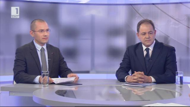 Предизборни митове и реалности. Дебат между Ангел Джамбазки и Николай Ненчев