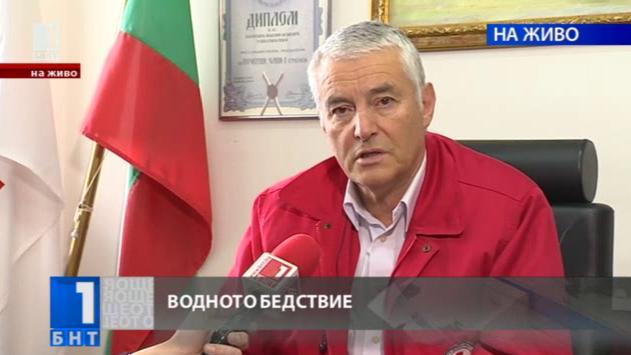 Председателят на Българския червен кръст Христо Григоров за ситуацията в бедстващите райони