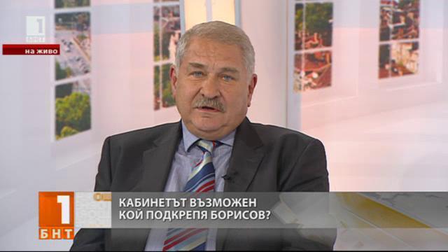 Кирил Цочев: АБВ подкрепя голяма коалиция по германски и холандски модел