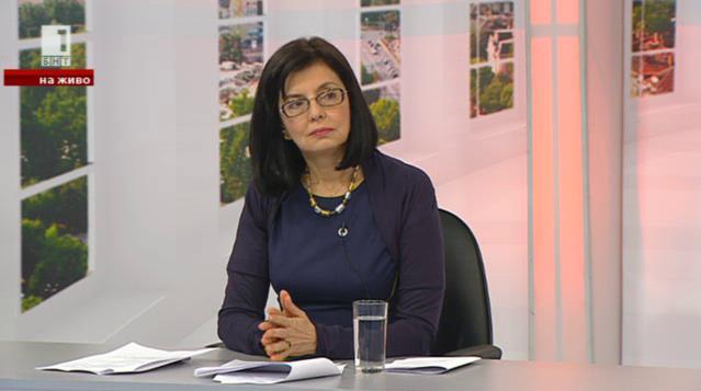 Меглена Кунева: Представата за управлението на България трябва да е едно
