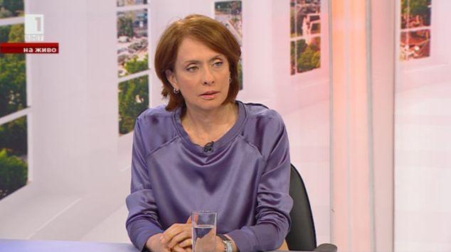 Надежда Нейнски: България е за териториална цялост и стабилност на Македония