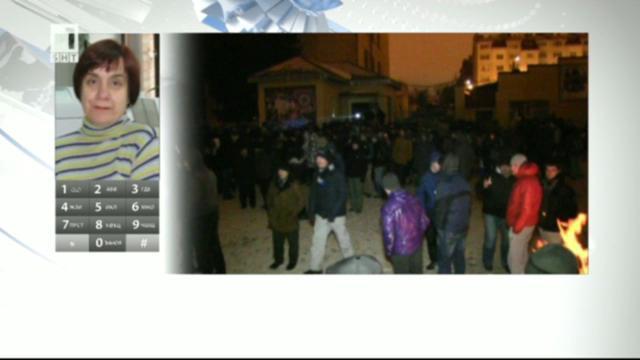 Украйна на ръба на гражданската война