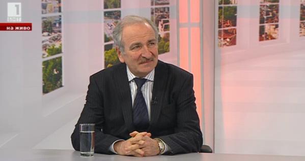Разговор с Н.Пр. Микола Балтажи за съдбата на Украйна