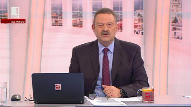 Банкови стратегии - първото телевизионно интервю с Димитър Радев