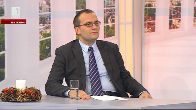 Мартин Димитров за споровете около пенсионните фондове