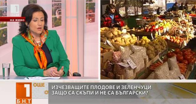 Десислава Танева: Субсидиите за земеделието ще нарастват