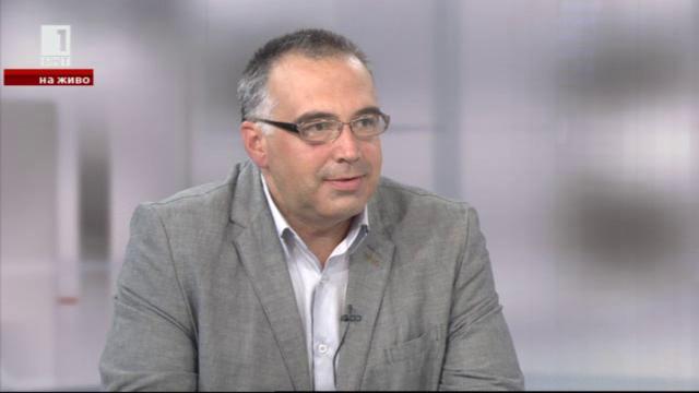 Антон Кутев: Беше ужасяващо да се управлява с ДПС