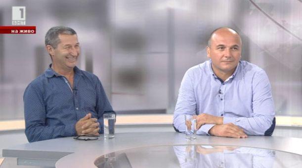 Каролев и Дацов за оставката на правителството и сагата КТБ
