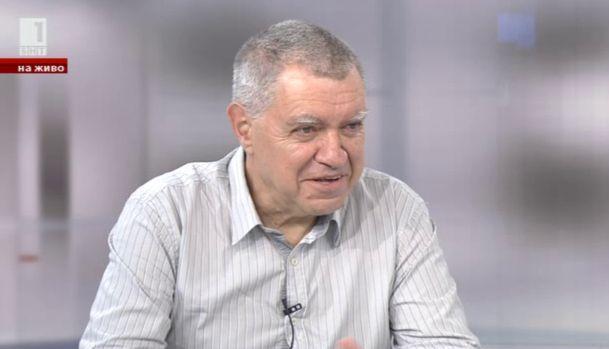 Политически въпросителни - разговор с проф. Михаил Константинов
