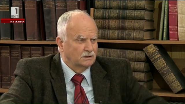 Ексклузивно: Бившият главен прокурор Никола Филчев пред Георги Любенов