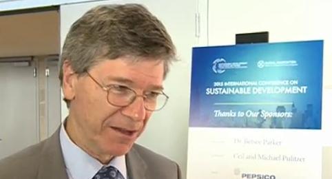 Световни предизвикателства - интервю с проф. Джефри Сакс