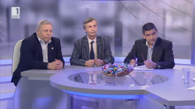 Първи дебат за евроизборите в Още от деня